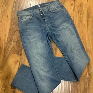 7 For All Mankind, Standard Fit, Size 31